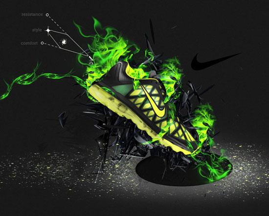 Nike air Max ad