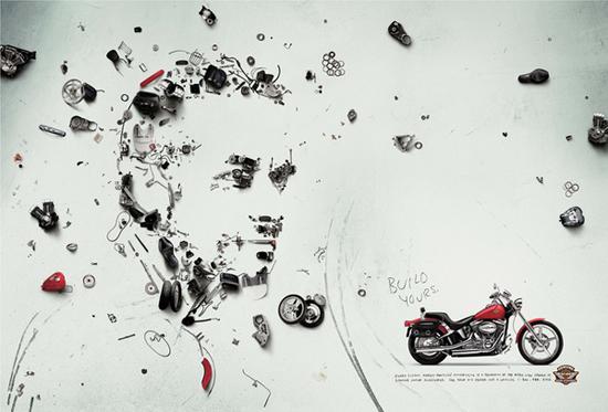 Harley Davidson Face
