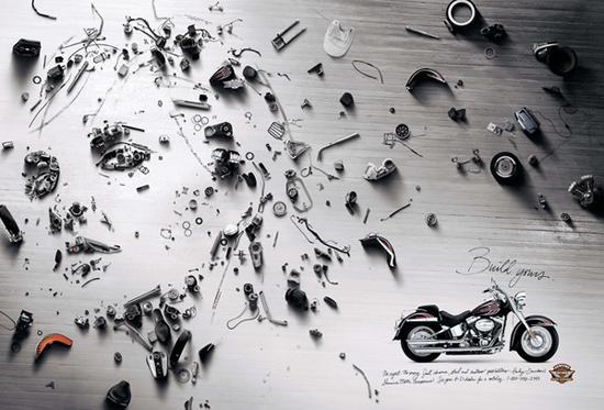 Harley Davidson Faces