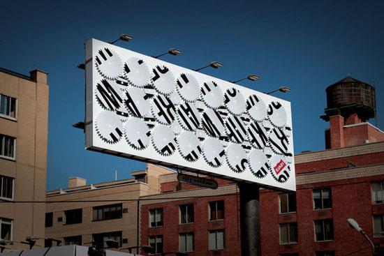Levis Billboard