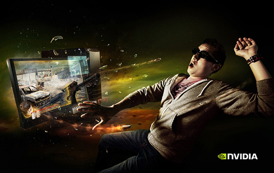 Nvidia 3D Your PC Ad