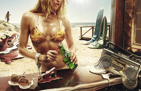 Perrier Ad