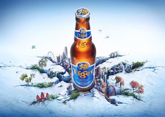 Tiger Beer Ad