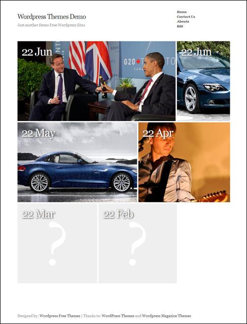 WP-Auto Focus WordPress Theme