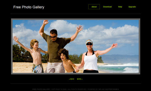 Free Photo Gallery