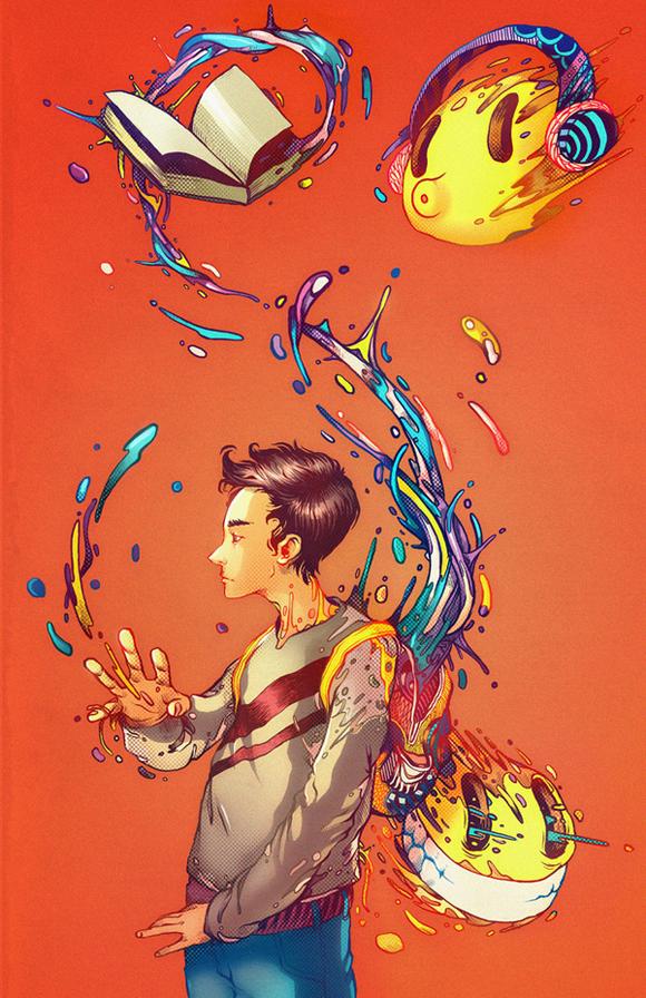 40+ Outstanding Illustration Designs