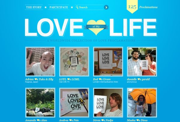 13 50 Inspirational Websites Powered By HTML5