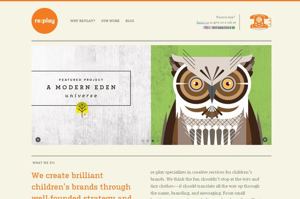 37 50 Inspirational Websites Powered By HTML5