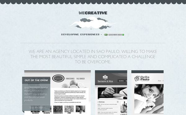 40 50 Inspirational Websites Powered By HTML5