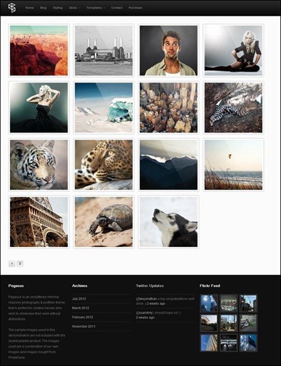 pegasus-responsive-photography-theme