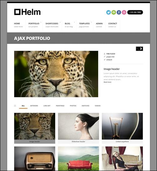 help-responsive-portfolio-gallery-theme