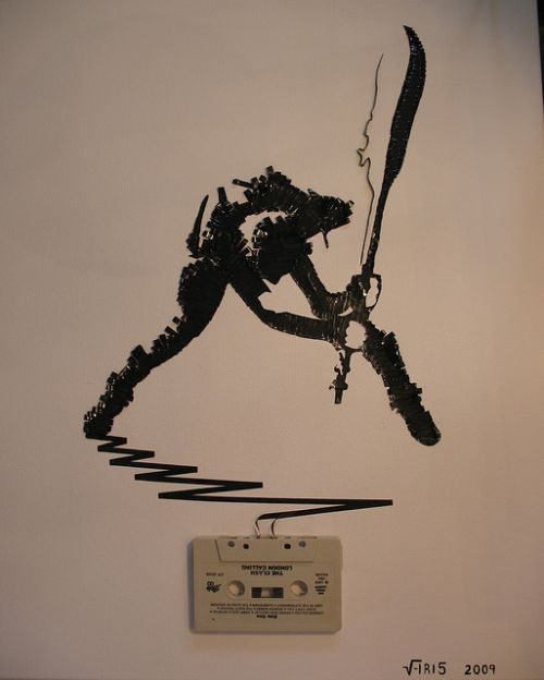 Ghost in the Machine: The Clash