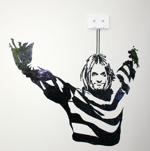 Ghost in the Device- Kurt Cobain