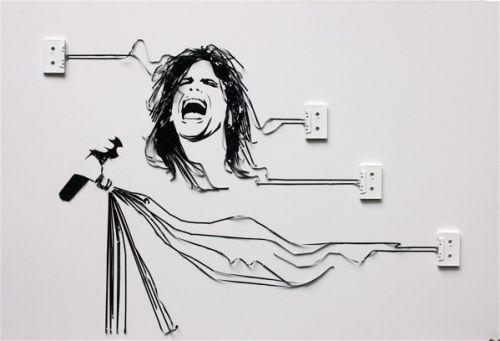 Ghost in the Device: Steven Tyler