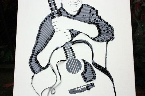 James Taylor detail