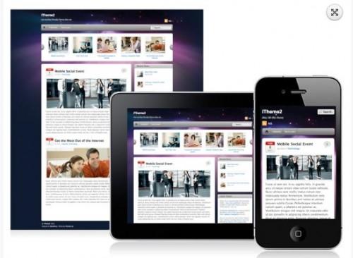 responsive web design templates