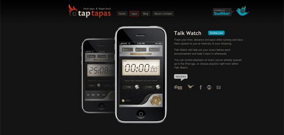 Talk Watch