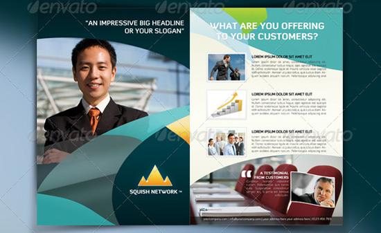 Top corporate business flyer templates 56pixels modern corporate flyer template wajeb Gallery