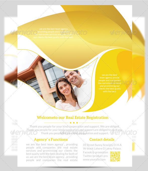 Top Corporate Business Flyer Templates Pixelscom - Real estate photography flyer templates