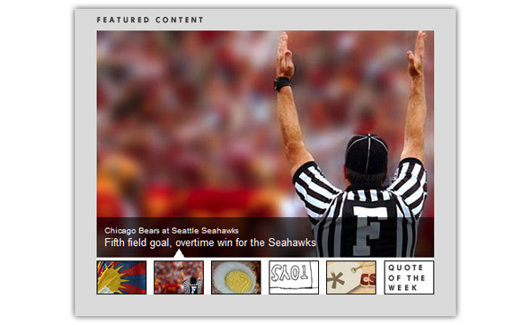 Creating a Slick Auto-Playing Featured Content Slider