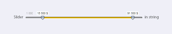 jQuery Slider plugin (Safari style)