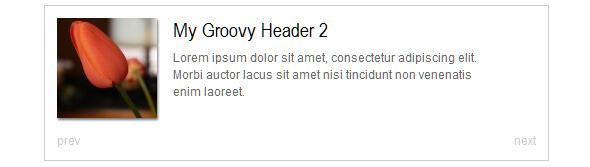 bxSlider - jQuery content slider