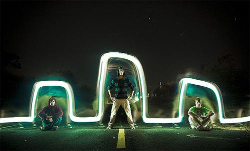 Light Graffiti Compilation long exposure photography