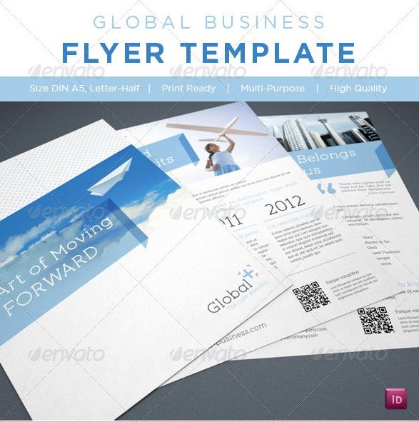 business flyer / ad template