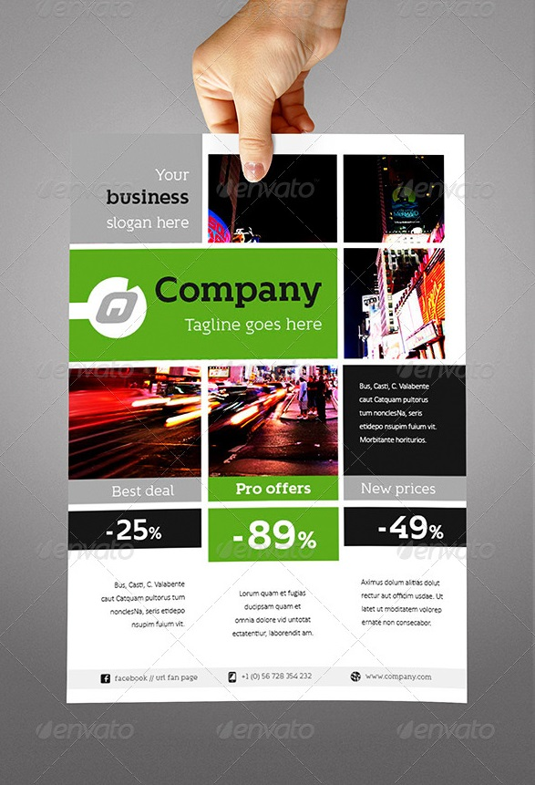 Poster Template » Indesign Poster Template - Poster Template ...