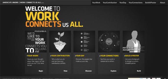 20 Fresh and Innovative Flash Website Designs