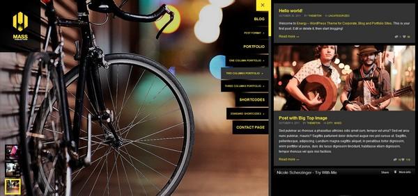 full screen portfolio wordpress theme 29
