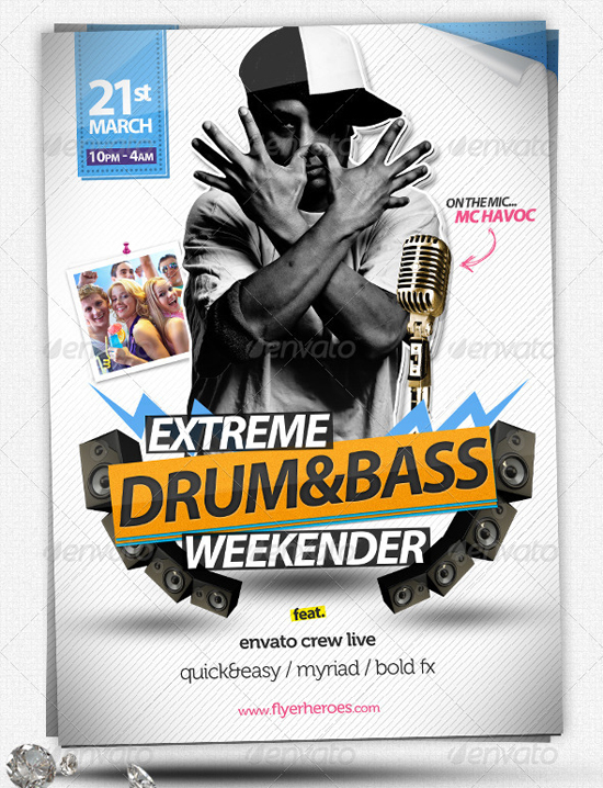 best flyer designs by quickandeasy from graphicriver