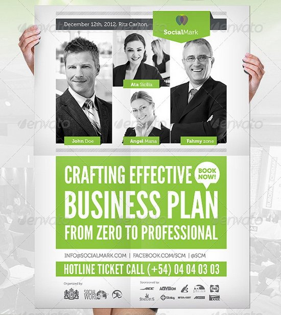 20 professional flyer templates for multi purpose business business flyer template 2 accmission Choice Image