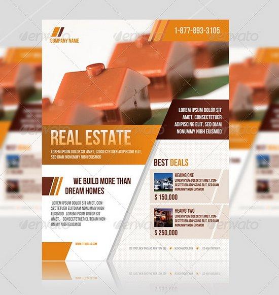 business flyer template 23