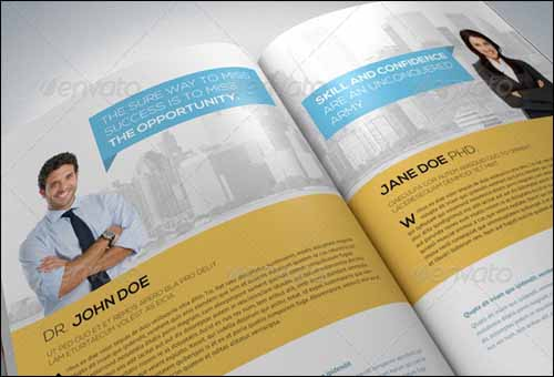 Annual Report Template Design Free Annual Report Design Templates