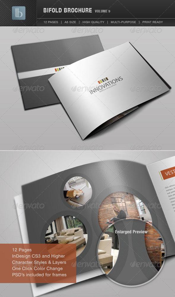 Bifold Brochure | Volume 9