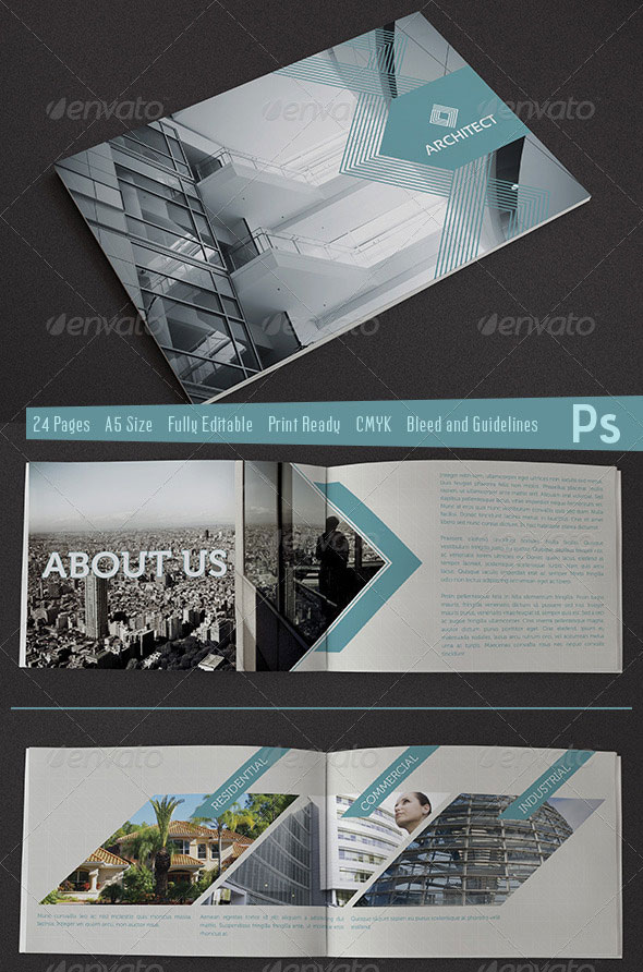 Architect Brochure