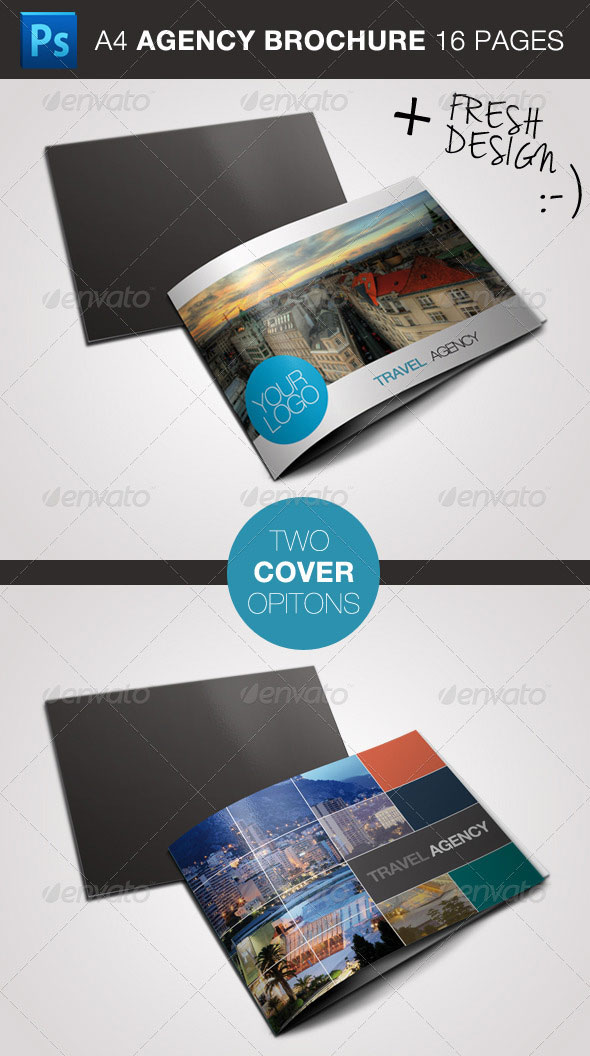 Travel / Business Brochure
