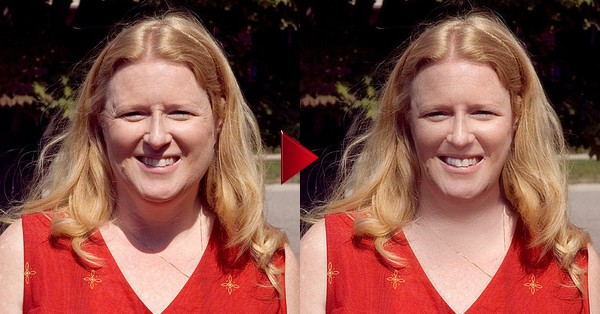 How to Slim a Face in Photoshop with Just a Few Easy Steps
