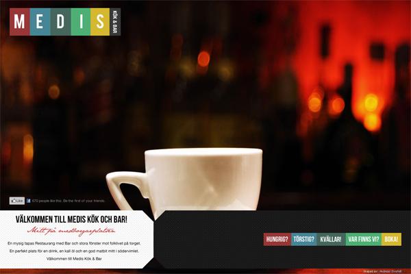 Image Background Website