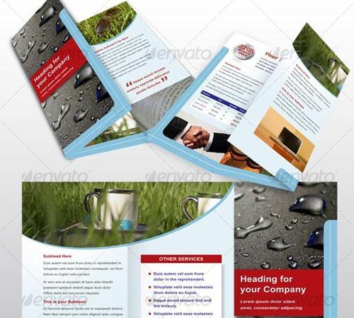 6 Page Modern Brochure