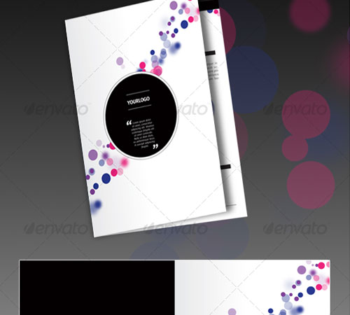 45 creative premium brochure template designs