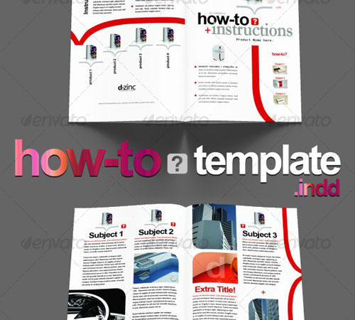 How-To Professional Template