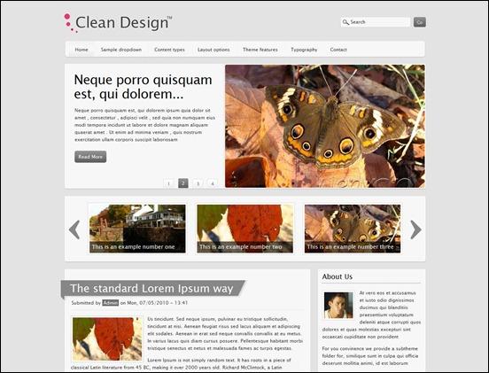 Clean Design