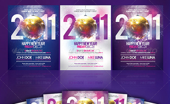New-year-premium-print-ready-flyers