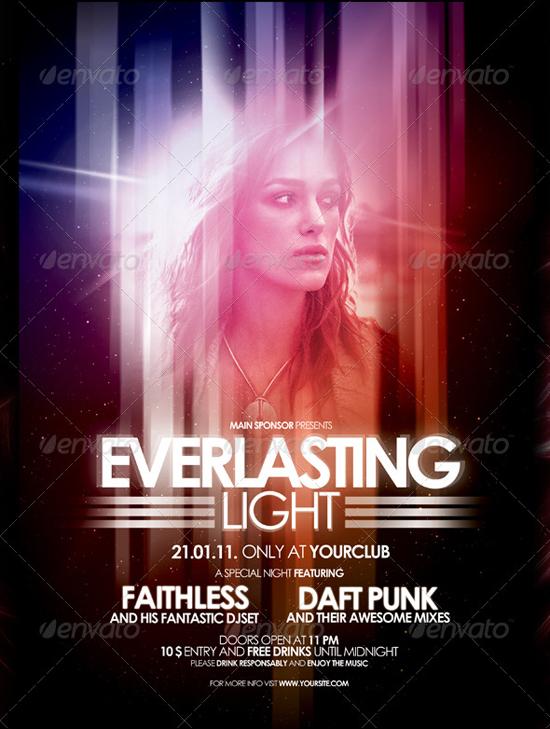 Nightclub Flyer Poster Vol 4