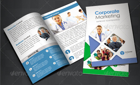 25 best brochure design templates