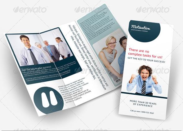 Corporate Threefold Brochure