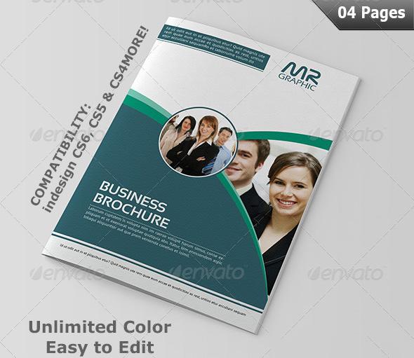 Multipurpose Business Brochure Vol-8