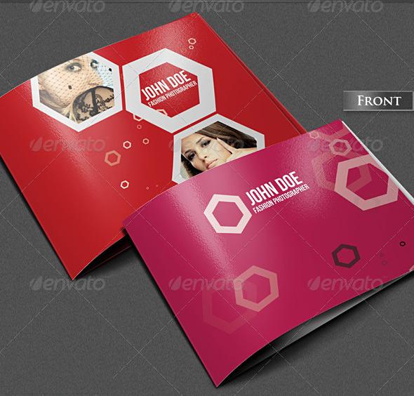 Photography Portfolio A4 Brochure